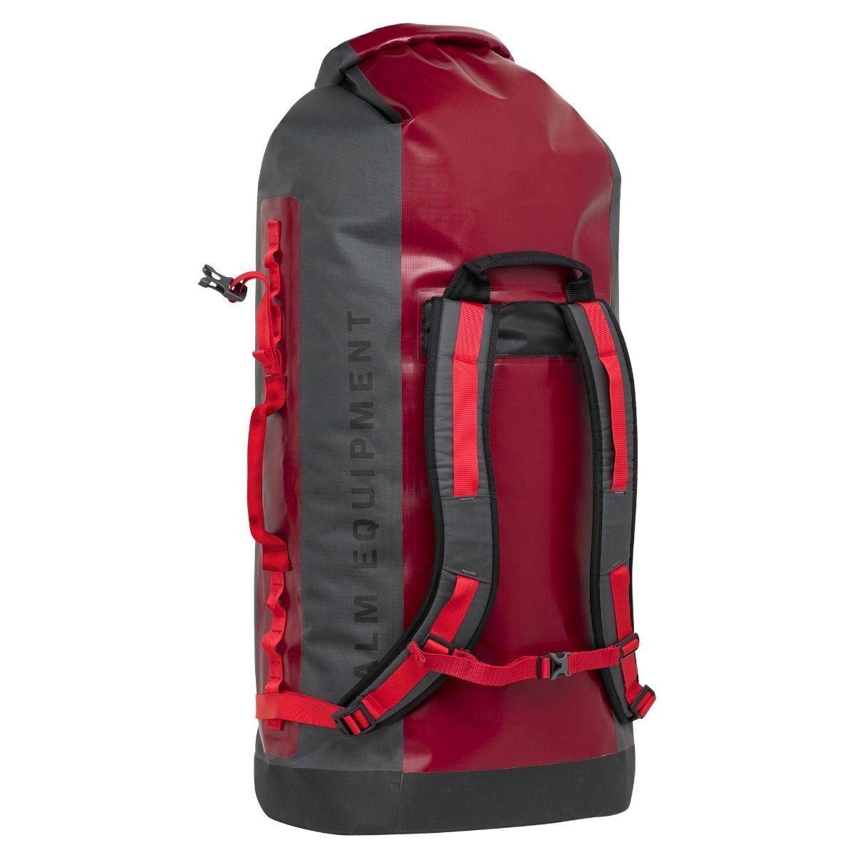 vodotěsný batoh, loak rivertrek100l_drybag_chilli_back_1.jpg