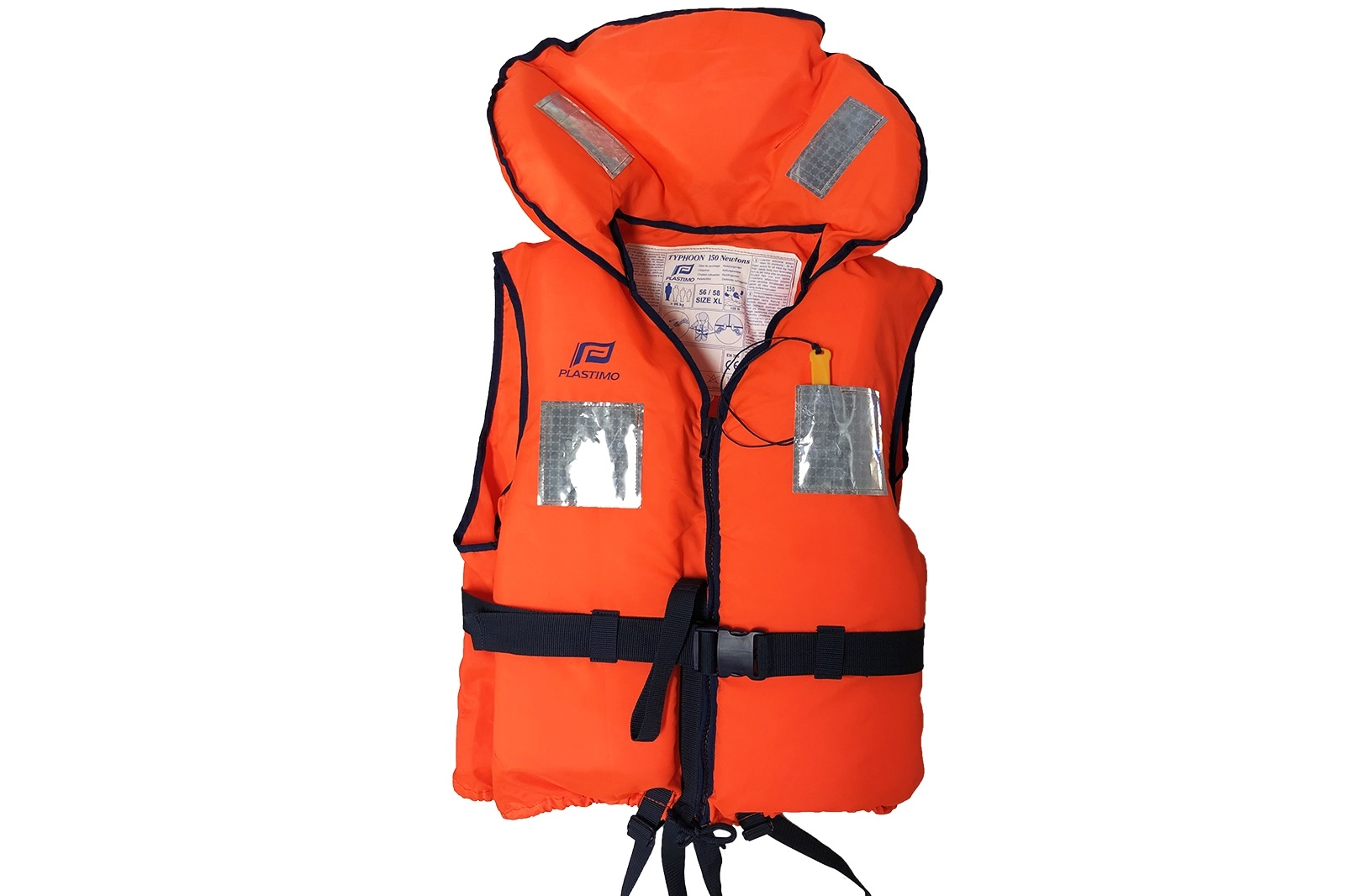Záchranná vesta Plastimo Typhoon 150N.jpg