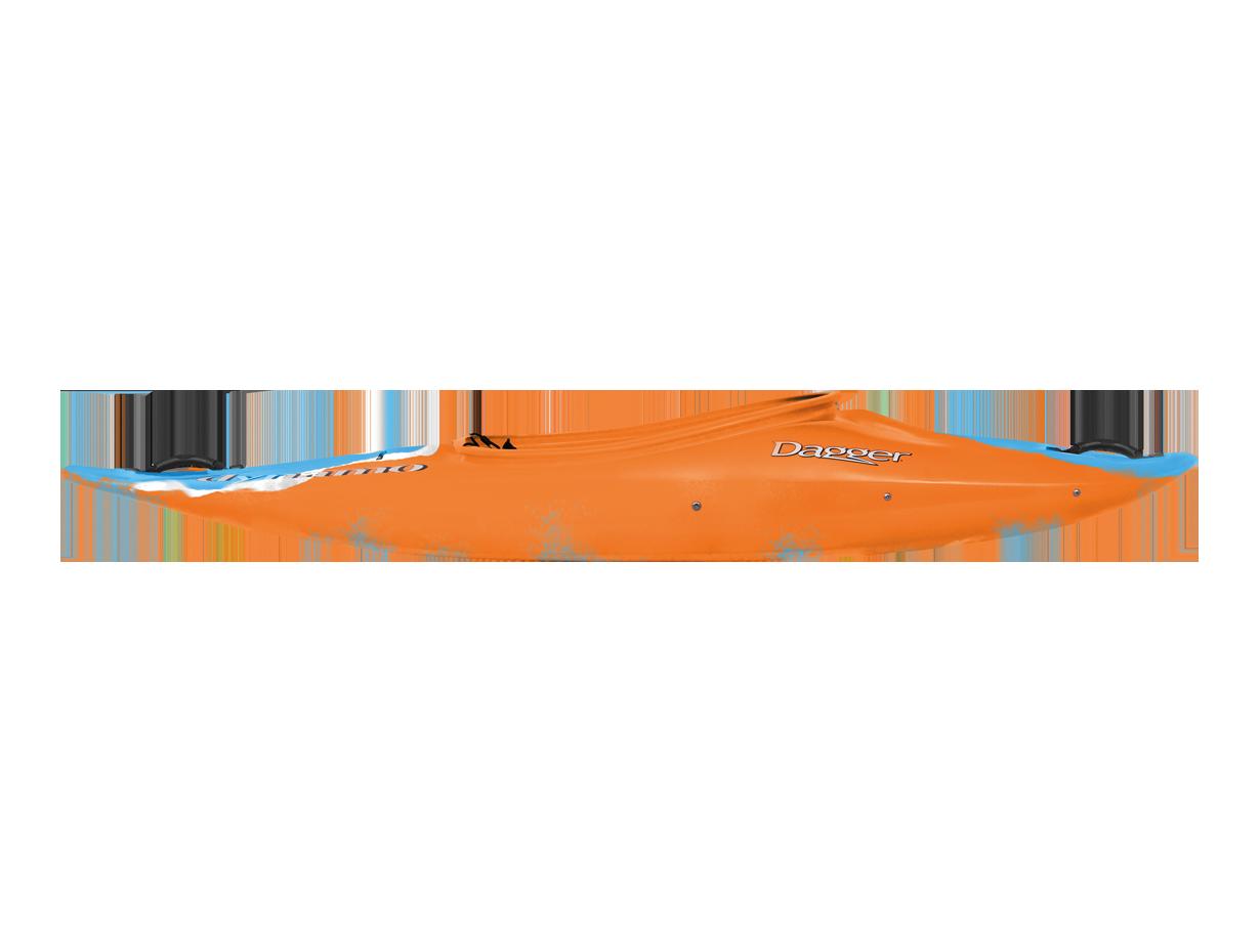 Dagger Dynamo 7.4 Action Blaze Side