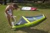 nafukovací plachta iRig pro windsup