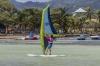 windsup Shark a plachta iRig v akci