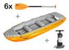 Raft Gumotex Colorado 450 + 6 pádel + pumpa + záruka 3 roky