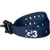 G3 Tension Strap 400mm - ski strap modrá