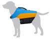Astral Bird Dog plovací vesta pro psy blue