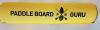 Paddle Floater Paddleboardguru yellow