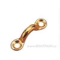 Sealect Pad Eye 5/16 bronze