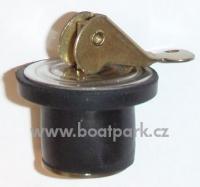 Výpustný ventil - zátka k hliníkovým lodím