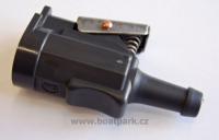 Konektor palivový pro Tohatsu, Mercury, Yamaha, Parsun na palivovovou hadici