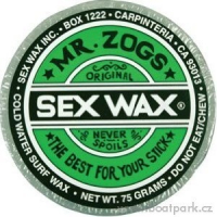 Sex Wax, vosk na pádlo