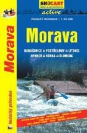 Vodácký průvodce Moravy