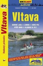 Vodácký průvodce Vltavy