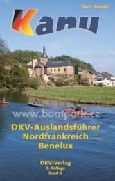 Kilometráž DKV č.6 Severní FRANCIE/BENELUX