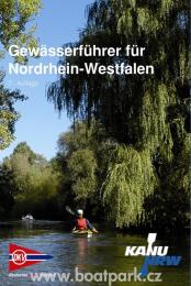 DKV-Vodácký průvodce severním Porýním-Vestfálskem