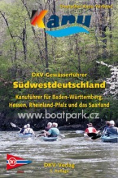 DKV-Vodácký průvodce jihozápadním Německem