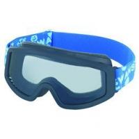 Dětské lyžařské brýle Swans 101S Black x Blue 15/16