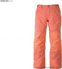 Flylow Ginger kalhoty wmn oranžové