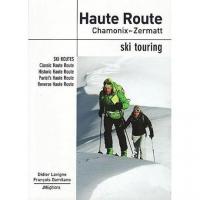 Haute Route Ski Touring knížka