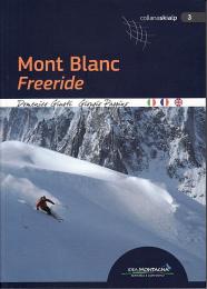 Mont Blanc Freeride knížka