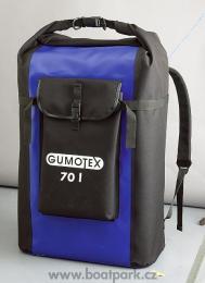 Gumotex vodotěsný transportní vak 70L