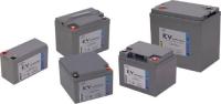 Trakční gelový akumulátor 80Ah