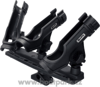 Scotty 256 Triple Rod Holder s držáky prutů Scotty 230 Powerlock