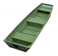 Pramice hliníková Marine Jon 15 green