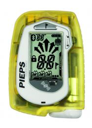 Lavinový vyhledávač Pieps Micro BT Yellow