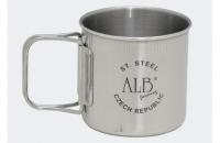 Nerezový hrnek ALB 0,4L