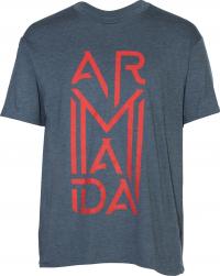 Armada West Tee Navy tričko