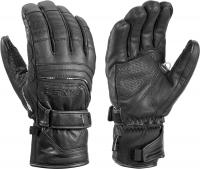 Leki Fuse S mf Touch Black