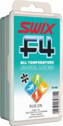 Swix F4-60 wax skluzný vosk s korkem 60g