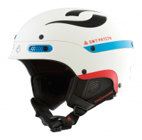 Sweet Protection Trooper White/Blue/Red