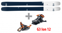 G3 SENDr 112 + G3 ION 12 set 19/20
