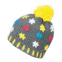 Level Beanie Bliss Pipe Grey