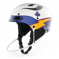Sweet Protection Trooper SL TE MIPS White/Blue