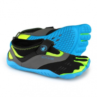 Barefoot boty Body Glove 3T Max Blue/Yellow Women