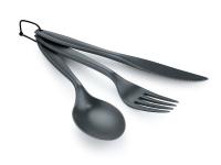 GSI Ring Cutlery set Grey příbor
