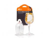 Sada skleniček GSI Nesting Wine Glass SET