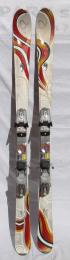 Použité lyže K2 Burnin Luv 149cm + vázání
