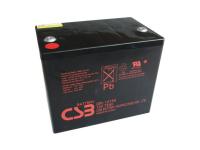 Trakční gelový akumulátor 75Ah