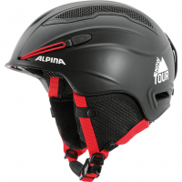 Alpina Snow Tour Black