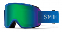 Brýle Smith Squad Imperial Blue/Green Solx