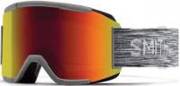Brýle Smith Squad Cloudgrey/Red Solx
