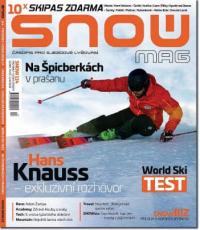 Snow 114 časopis + 10x skipas zdarma