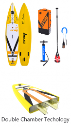 Paddleboard Zray Fury Epic 11,6