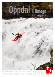 Whitewater Oppdal and Surrounding Area