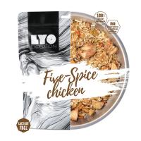 Lyo Kuře pěti chutí s rýží 500g (110g)