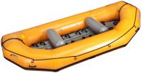 Raft Gumotex Pulsar 420 N + ochranná folie na dně