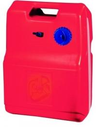 Palivová nádrž 24 L 460x340x230