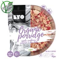 Lyo Food Ovesná kaše s jablky, brusinky, chia